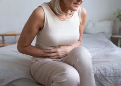 Bloating, stress and inflammation via the gut-brain axis (GBA)
