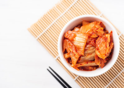 Delicious Gut Health Boosting Kimchi