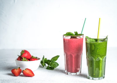 Healthy Drink Options
