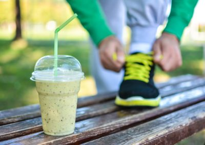 Pre-Workout Smoothie