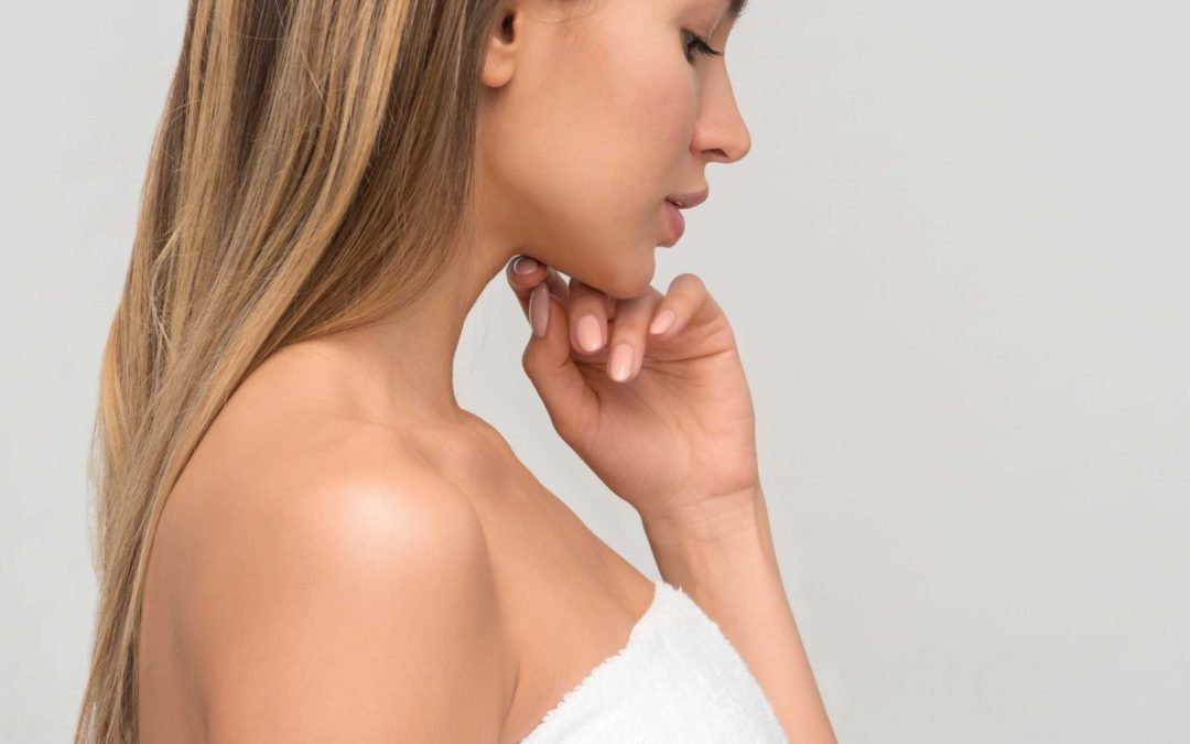IV nutrient therapy for skin and beauty