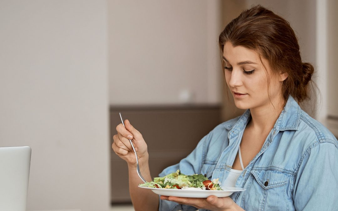 What to eat for underactive thyroid gland