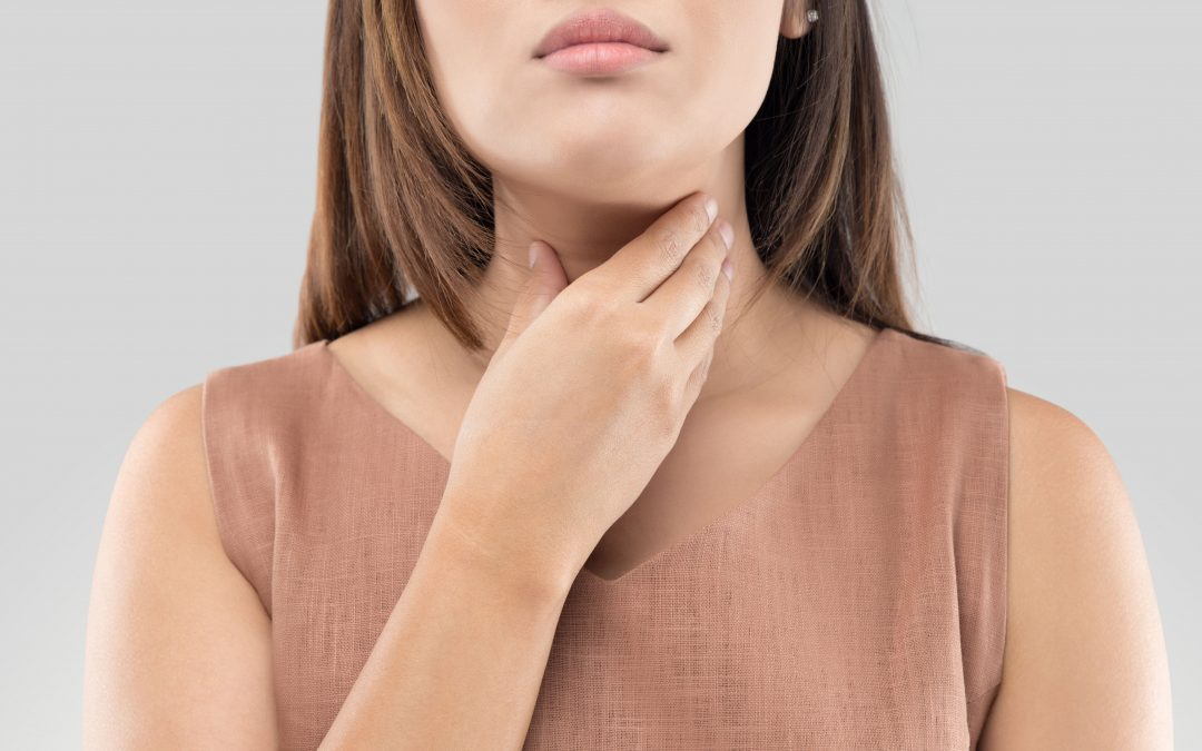 What does it mean to have an underactive thyroid?